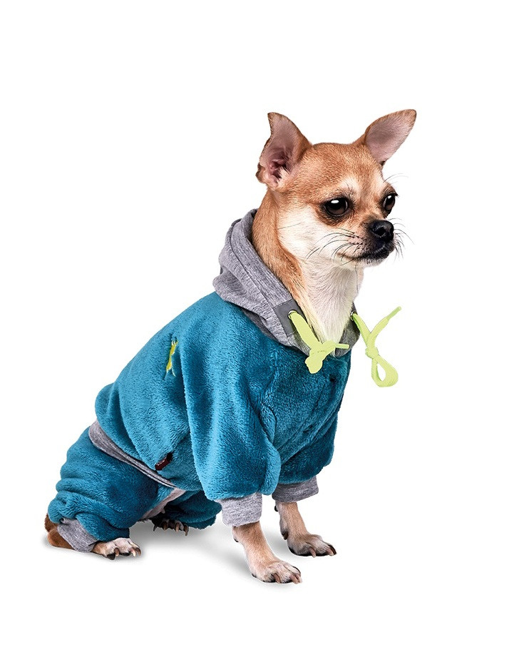 Pet Fashion Комбинезон Плюш XXS