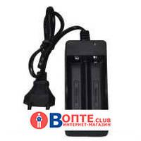 Зарядное устройство на 2 АКБ 18650