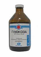 Глюкоза 5% р-н (200 мл)