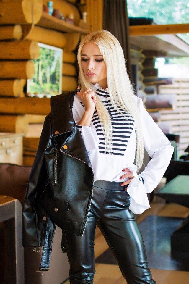 Крутая блуза софт
