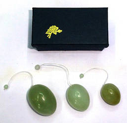 Вумбилдинг. Три нефритовых яйца