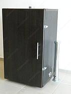 Коптильный шкаф для приготовления продуктов питания холодным способом копчения.