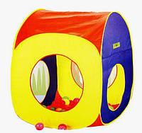 """Палатка 8080 """" Детский домик""""  78*78*105 см"""