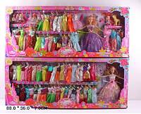 Кукла типа Барби с одеждой и аксессуарами