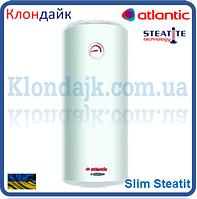 Водонагреватель электрический 80 л. Atlantic Slim Steatit VM80 D325-2-BC (бойлер)