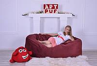Купить мягкий бескаркасный диван в Одессе