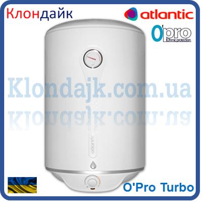 Водонагреватель Atlantic Opro Turbo VM 100 D400-2-B
