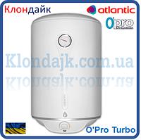 Водонагреватель электрический 80 л. Atlantic O'Pro Turbo VM 080 D400-2-В (бойлер)