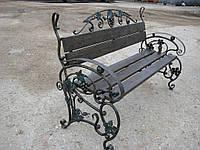 Кованая скамейка(Веноград)