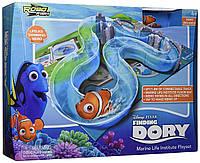 В поисках Дори. Набор с интерактивной рыбой-клоуном Nemo (Немо) на треке. Zuru