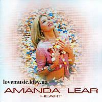 Музыкальный сд диск AMANDA LEAR Heart (2001) (audio cd)