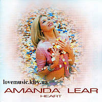 Музичний сд диск AMANDA LEAR Heart (2001) (audio cd)