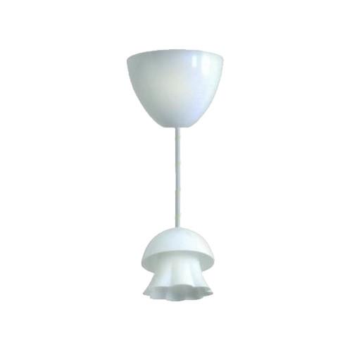 Люстра подвес ERKA декоративный 60w белый