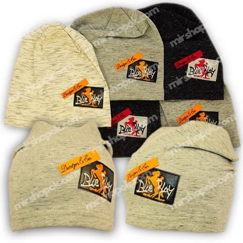 Трикотажные шапки для мальчика, 780