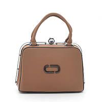 Каркасная женская сумка Gernas хаки