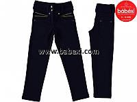 Детские школьные брюки для девочки 10-16 лет