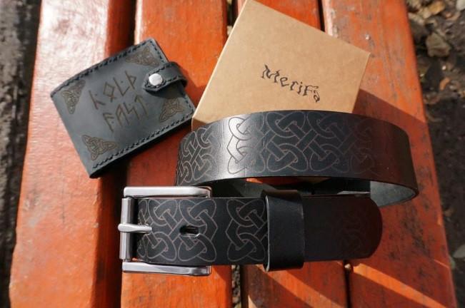 Наши коробочки для кожаных аксессуаров Merifa, Одесса