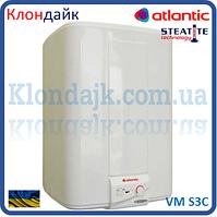 Водонагреватель электрический 30 л. Atlantic Cube Steatit VM 30 S3C  (бойлер)