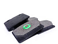 Колодка торм. ВАЗ 2101-07 передн. (компл.4шт) (пр-во BEST)