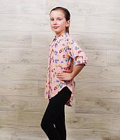 Блузка детская от 5 до 10 лет