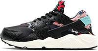 Женские кроссовки Nike Air Huarache Aloha Pack Black
