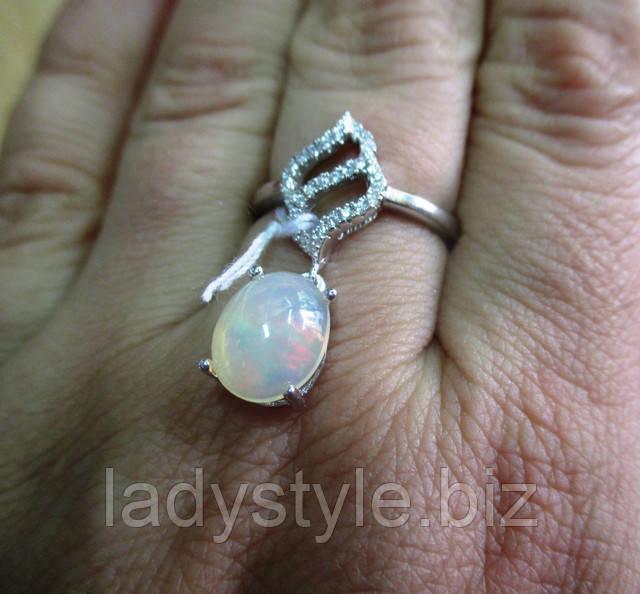 серебряное кольцо перстень украшения натуральный звездчатый сапфир купить