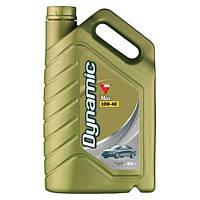 Напівсинтетичне моторне масло Mol dynamyc max 10w-40 SL/CF
