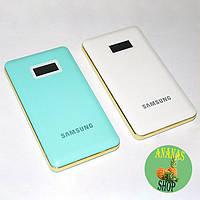 Внешний аккумулятор Samsung LCD Power Bank 20000 mAh 2xUSB