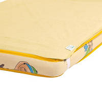 Наматрасник-пеленка 2в1 Classic (60х80) желтый Экопупс КНАМ6080