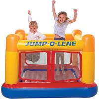 Надувной детский игровой центр - батут Intex 48260***