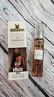 Женский мини-парфюм с феромонами 45 мл Dolce & Gabbana Anthology L`Imperatrice 3