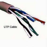 Кабель витая пара Atcom Standard UTP CAT5E (0317.279)