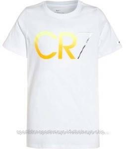d2f50f17 Футболка мужская Nike CR7 Ronaldo Soccer T-Shirt 841786-100 - Sport-Leader