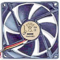 Вентилятор 90x90x25мм Gembird FANCASE-2 (0656.2)