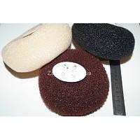 Бублик-мочалка для причёски, большая, (12 шт), СС-2222