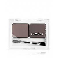 Палетка теней для макияжа бровей Lumene Nordic Chic Extra Stay Eyebrow Palette
