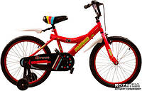 "Premier Bravo Велосипед 20"" red"