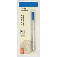 Стержень для капилярных ручек  JINHAO Синий толщина 0,7мм инд. упаковка 2913 уп60
