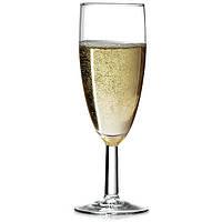 Бокал для шампанского 170 мл. на ножке, стеклянный Ballon, Arcoroc