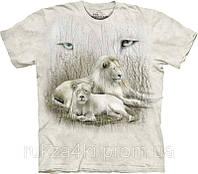 3D футболка The Mountain 103121 White Lion