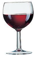 Бокал для вина красного 250 мл. на ножке, стеклянный Ballon, Arcoroc