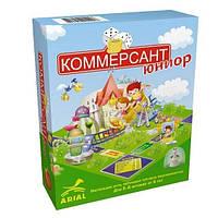 Настольная игра Arial Коммерсант-юниор (4820059911043)
