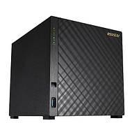 "Сетевое хранилище ASUSTOR AS1004T 4x3.5"" SATA, 32TB"