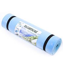 Килимок туристичний 200*60*12 SJ-G01D каремат для туризму для намету килимок