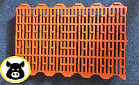 Щелевые полы для свинарников 60Х40 см