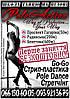 Обучение Pole Dance Танец на пилоне пробное занятие