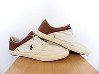 Кеды Polo Ralph Lauren р-р 44 (29,5см)  (б/у,сток)  мужские найк адидас пума топсайдеры
