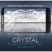 Защитная пленка Nillkin Crystal для Motorola Moto X Force (XT1580)
