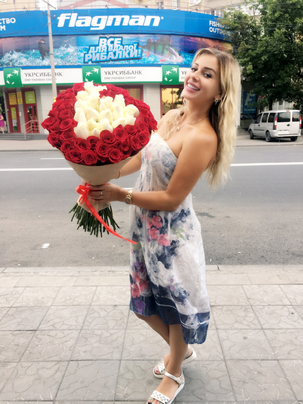 101 Троянда