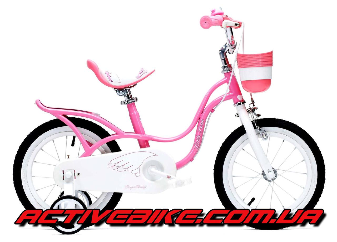 """Велосипед детский Little Swan 18"""" ORIGINAL."""